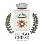 Stemma comune Borgo Chiese